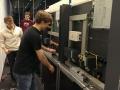 Centrum Nauki Kopernik zaprosiło studentów WIP do uczestnictwa w organizowanej 30 listopada 2013r. wystawie zatytułowanej Dzień Robotów