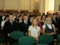 Wydziałowa Inauguracja roku akademickiego 2010/11 - 4 października 2010r.