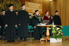 Inauguracja roku akademickiego 2011/12