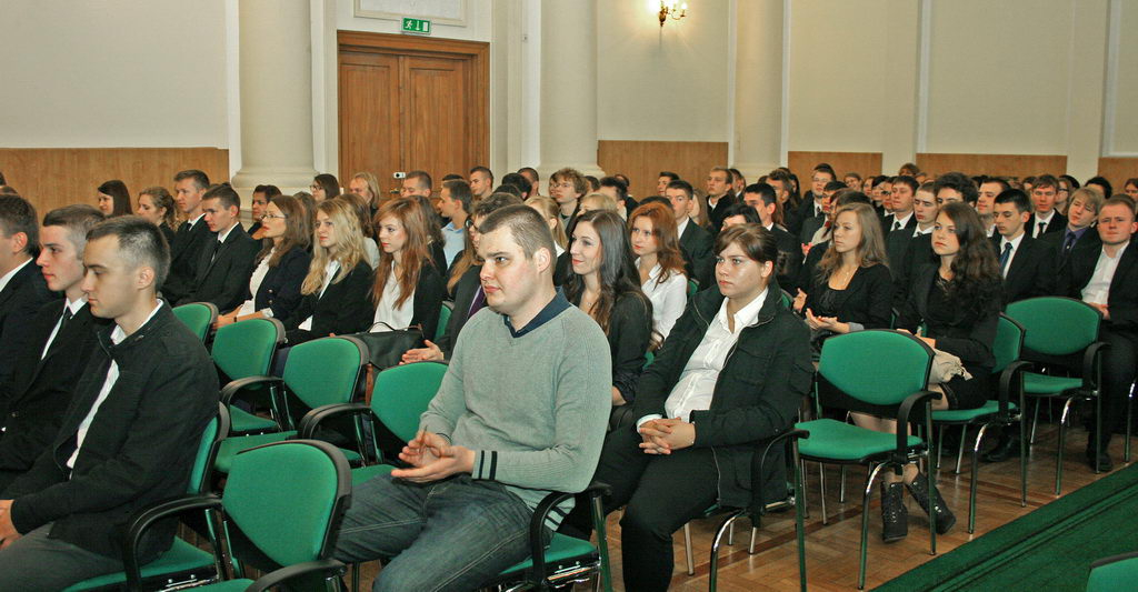 Inauguracja roku akademickiego 2012/13