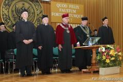 Inauguracja roku akademickiego 2014/15