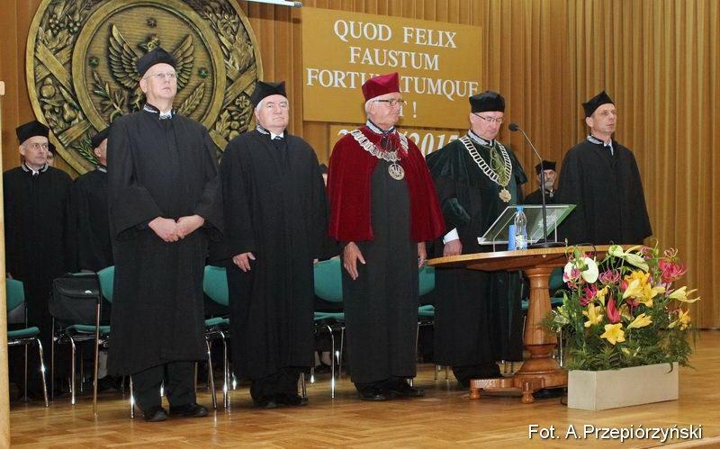 Uroczysta Inauguracja Roku akademickiego 2014/15