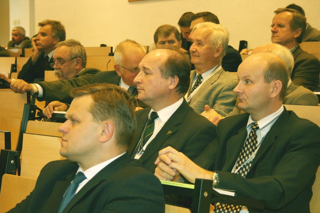 Jubileusz 50-lecia Zak³adu Mechanizacji Leœnictwa SGGW w Warszawie