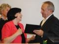Jubileusz 70-lecia prof. Cz. Waszkiewicza - wrzesień 2014