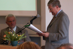 Jubileusz 70-lecia Profesora Jerzego Więsika