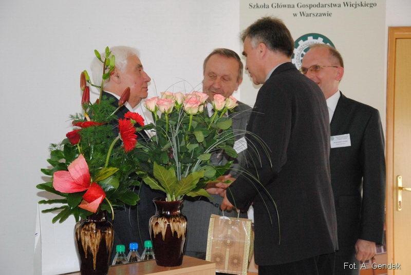 Jubileusz 70-lecia Zbigniewa Majewskiego
