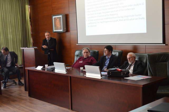 Konferencja w Bukareszcie 2014-10-30