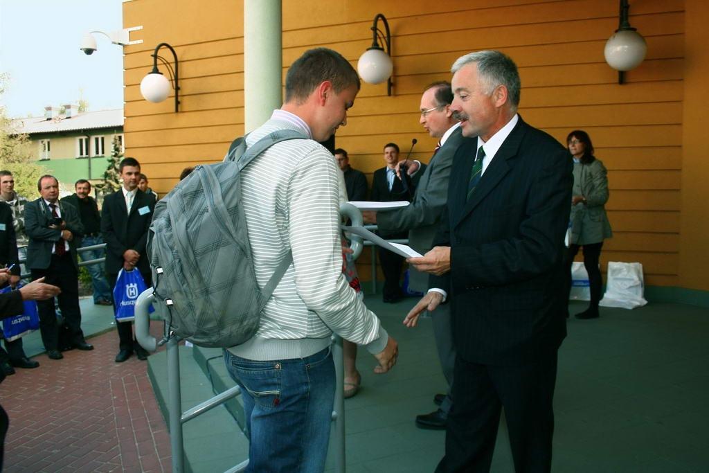 Konkurs BHP 2009