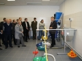 Otwarcie laboratorium zadawania pasz i pojenia zwierz¹t