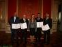 Nagroda MNiSW dla zespołu ZGE - 26.11.2014
