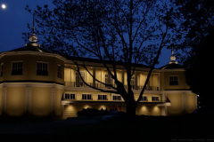 Projekt iluminacji budynków SGGW