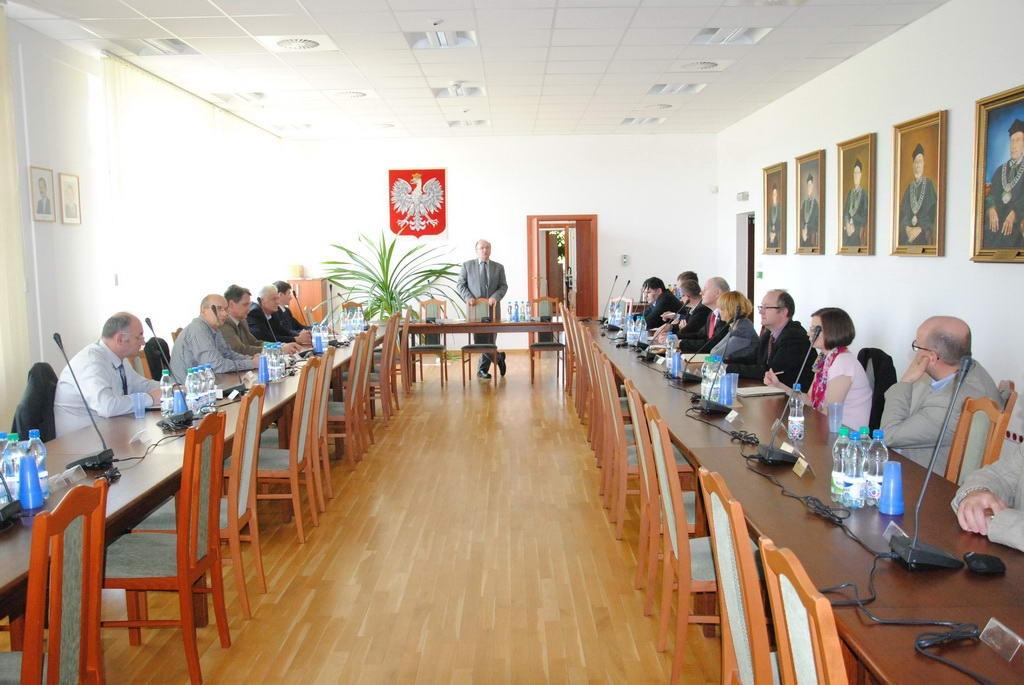 Spotkanie z kluczowymi pracodawcami - maj 2014