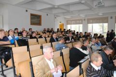 V Konferencja dla nauczycieli szkół rolniczych - 2011