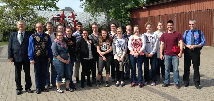 Wizyta studentów z Iowa State University, New York (USA)