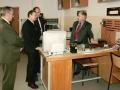 Wizyta Profesora Wiktora Efimova, Rektora Pañstwowego Uniwersytetu Rolniczego w Sankt Petersburgu