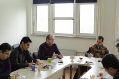 Wizyta w Akdeniz University w Antalii – grudzień 2010