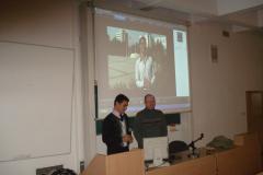Wizyta w ramach współpracy zagranicznej – grudzień 2010