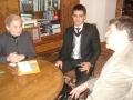 Wizyta w ramach współpracy zagranicznej - grudzień 2010r.