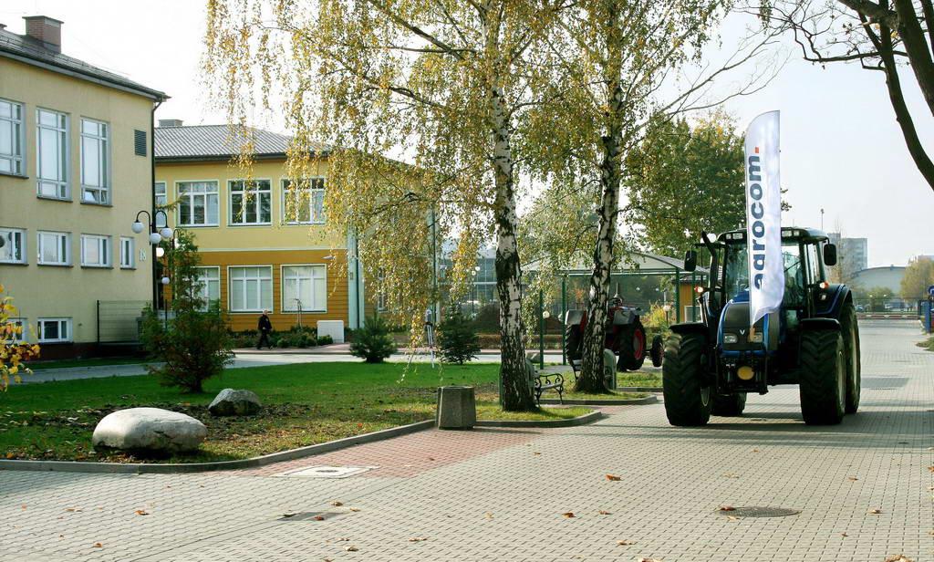 Wydział Inżynierii Produkcji SGGW w Warszawie