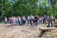 Zajęcia terenowe - Gidle 2011