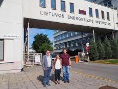 Staż badawczy w Instytucie Energetyki w Kownie (Litwa)