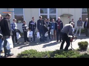 Relacja z VII Ogólnopolskiego Konkursu Wiedzy o Ergonomii i Bezpieczeństwie Pracy w Rolnictwie