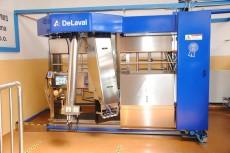 System VMS z robotem udojowym DeLaval
