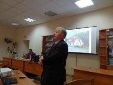 Udział pracowników WIP w Konferencji na Uniwersytecie w Kijowie
