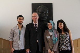 Dzień Wydziału i Międzynarodowa Konferencja Studentów 2013