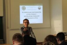 """IX Sympozjum Doktorantów pt. """"Cztery Żywioły – współczesne problemy w naukach o życiu"""""""