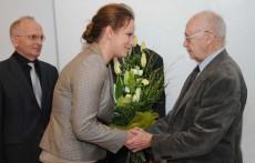90-lecie urodzin prof. Stanisława Pabisa