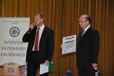 Relacja z finału V Ogólnopolskiego Konkursu Wiedzy o Ergonomii i Bezpieczeństwie Pracy w Rolnictwie