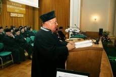 Uroczysta Inauguracja roku akademickiego 2009/10