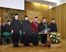 Wydziałowa Inauguracja roku akademickiego 2013-14