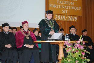 Uroczysta Inauguracja Roku akademickiego 2018/2019