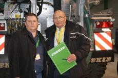 Wizyta dr inż. Jacka Skudlarskiego w firmie Joskin w Soumagne (Belgia)