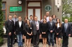 """Ogólnoukraińskia Studencka Naukowo-Techniczna Konferencja """"Pierwsze kroki w nauce – 2016"""""""