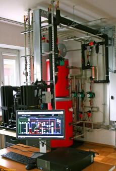 Laboratorium Niekonwencjonalnych Technik Grzewczych