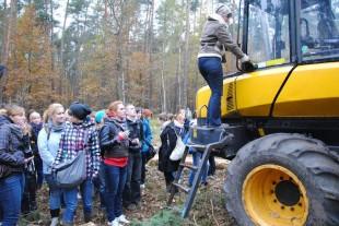 Kierunek Technika Rolnicza i Leśna oczami studentów
