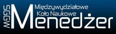 """Międzywydziałowe Koło Naukowe """"Menedżer"""""""