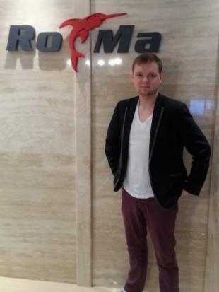 Michał Prząda – absolwent WIP, Specjalista ds. PR i Marketingu w Zakładach Narzędzi Skrawających Ro-Ma Sp.z o.o.
