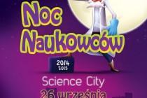 Europejska Noc Naukowców w Szczecinie