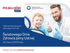 Bezpłatne konsultacje stomatologiczne w ramach Światowego Dnia Zdrowia Jamy Ustnej