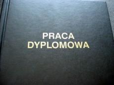 Warunki złożenia pracy i przystąpienie do egzaminu dyplomowego