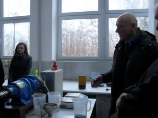 Wizyta maturzystów na Wydziale Inżynierii Produkcji