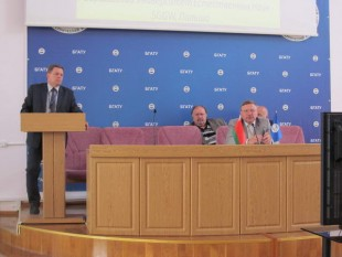 Udział przedstawicieli Wydziału w Konferencjach w Republice Białoruskiej