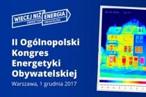 II Ogólnopolski Kongres Energetyki Obywatelskiej