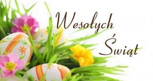 Wesołych Świąt Wielkanocnych 2018