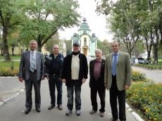 Wizyta naukowa na Uniwersytecie Rolniczym w Dublanach (Lwów)