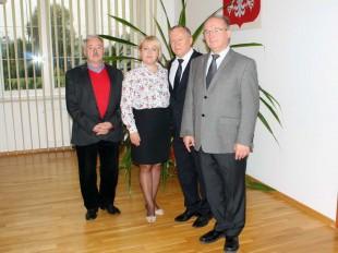 Wizyta dyrektora Instytutu Energetyki i Automatyki National University of Life & Envionmental Sciences of Ukraine w Kijowie